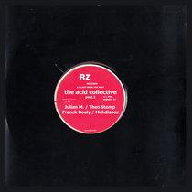 [RZ23] : RZ Muzik - The Acid Collective Part 1 cover art