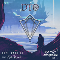 Love Warrior (Mental Physix Remix) feat. Krista Richards cover art