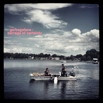 barrage of certainty cover art