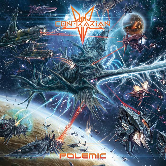 Polemic cover art
