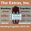 The Extras, Inc. - Banding Together 2015 set Cover Art