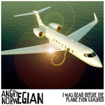 I Was Dead Before The Plane Even Crashed cover art