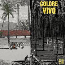 """""""Colore Vivo"""" - A Concept Album in the Shape of a Mondo Film - cover art"""