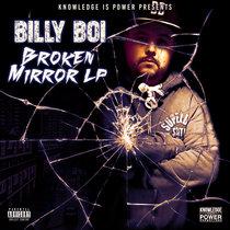 Billy Boi - Broken Mirror LP cover art