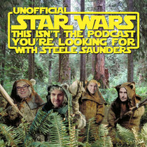 Ep 023 : Wil Anderson, Lehmo & Justin Hamilton - Star Wars chat recorded during ep 149 of I Love Green Guide Letters cover art