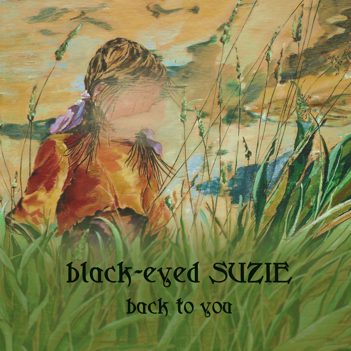 Back To You by black-eyed SUZIE