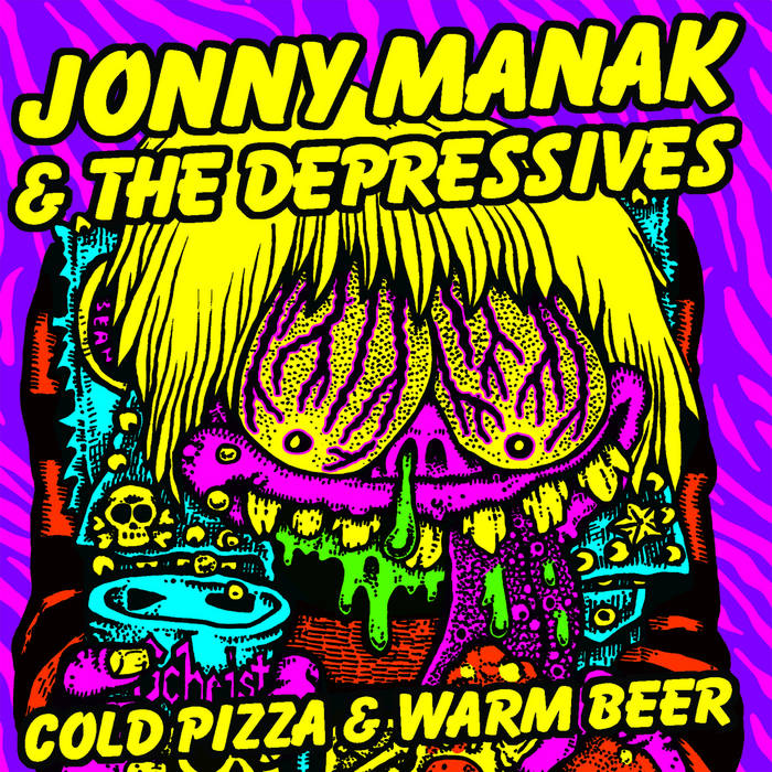 Cold Pizza & Warm Beer (SDR 017) cover art