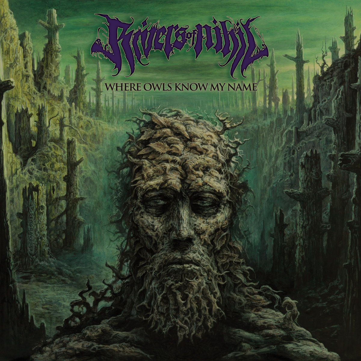 Image result for rivers of nihil