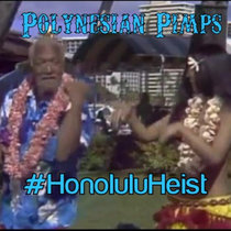 #HonoluluHeist cover art