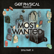 Most Wanted Part.II 2016 cover art