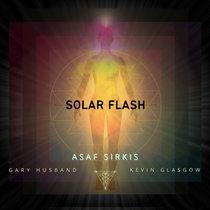 Solar Flash cover art