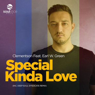 SSM060 Clementson Feat. Earl W. Green - Special Kinda Love main photo