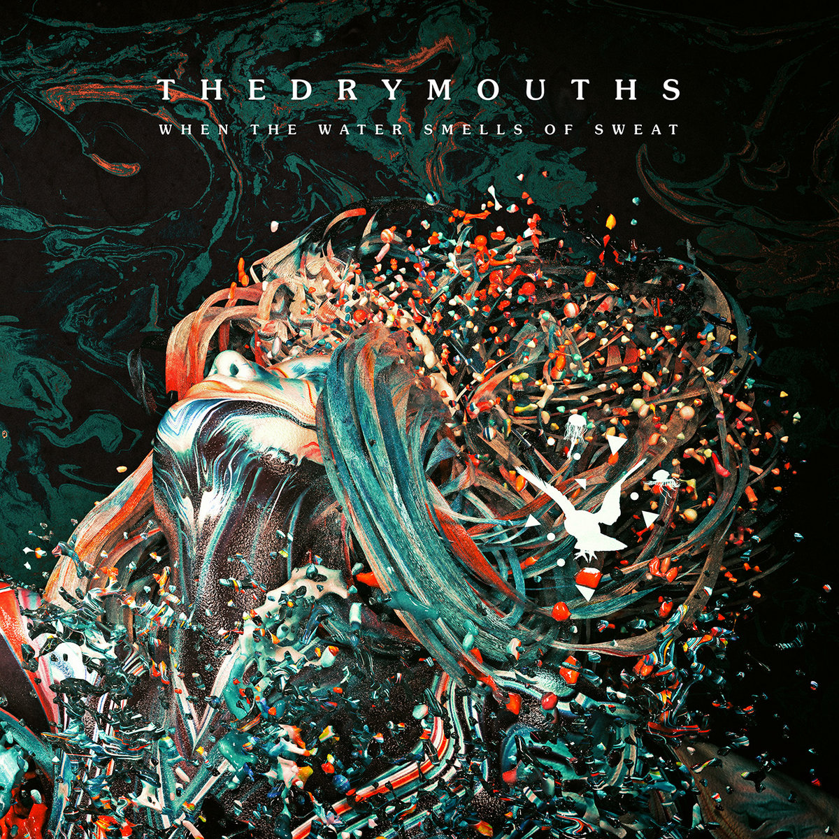 Nuevo álbum de The Dry Mouths: When The Water Smells Of Sweat A2778660720_10