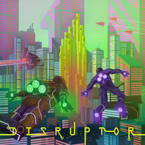 Disruptor cover art