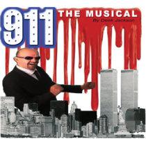 911 The Musical - Album cover art