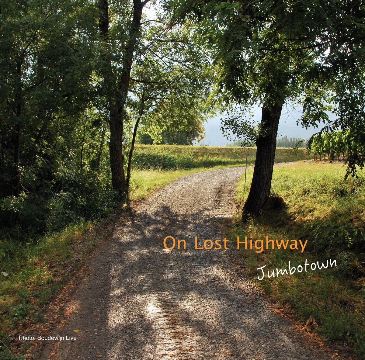 On Lost Highway by Jumbotown