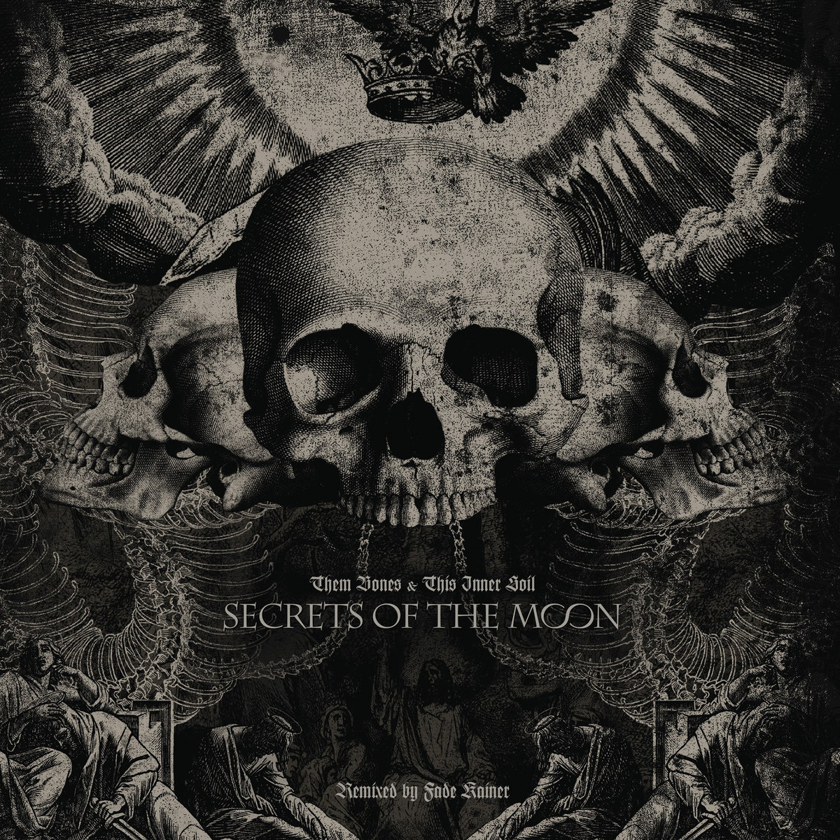 Secrets of the moon them bones this inner soil 2010 for Soil band albums