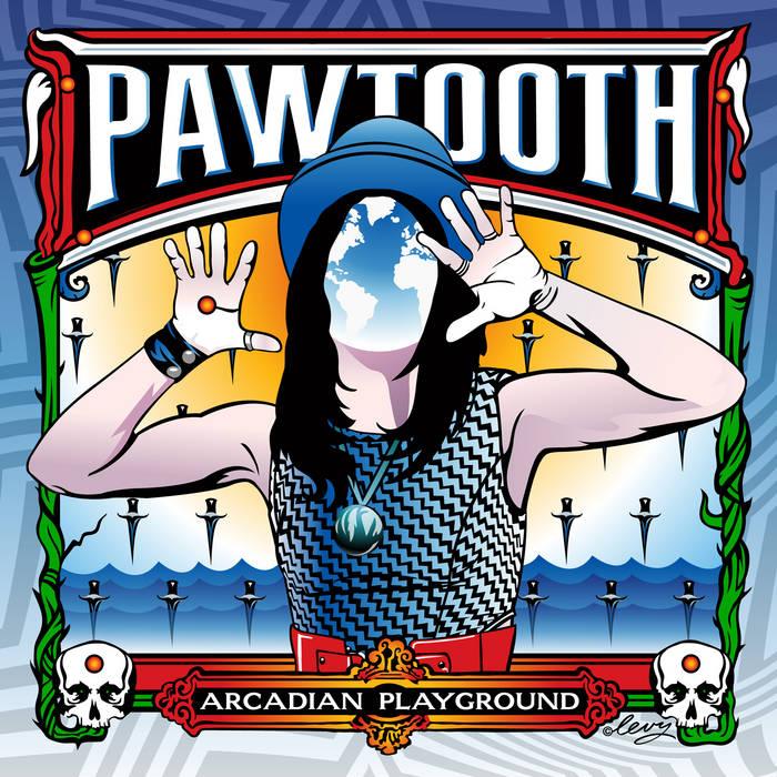Arcadian Playground cover art