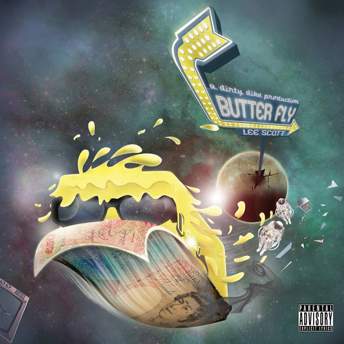 Butter Fly cover art