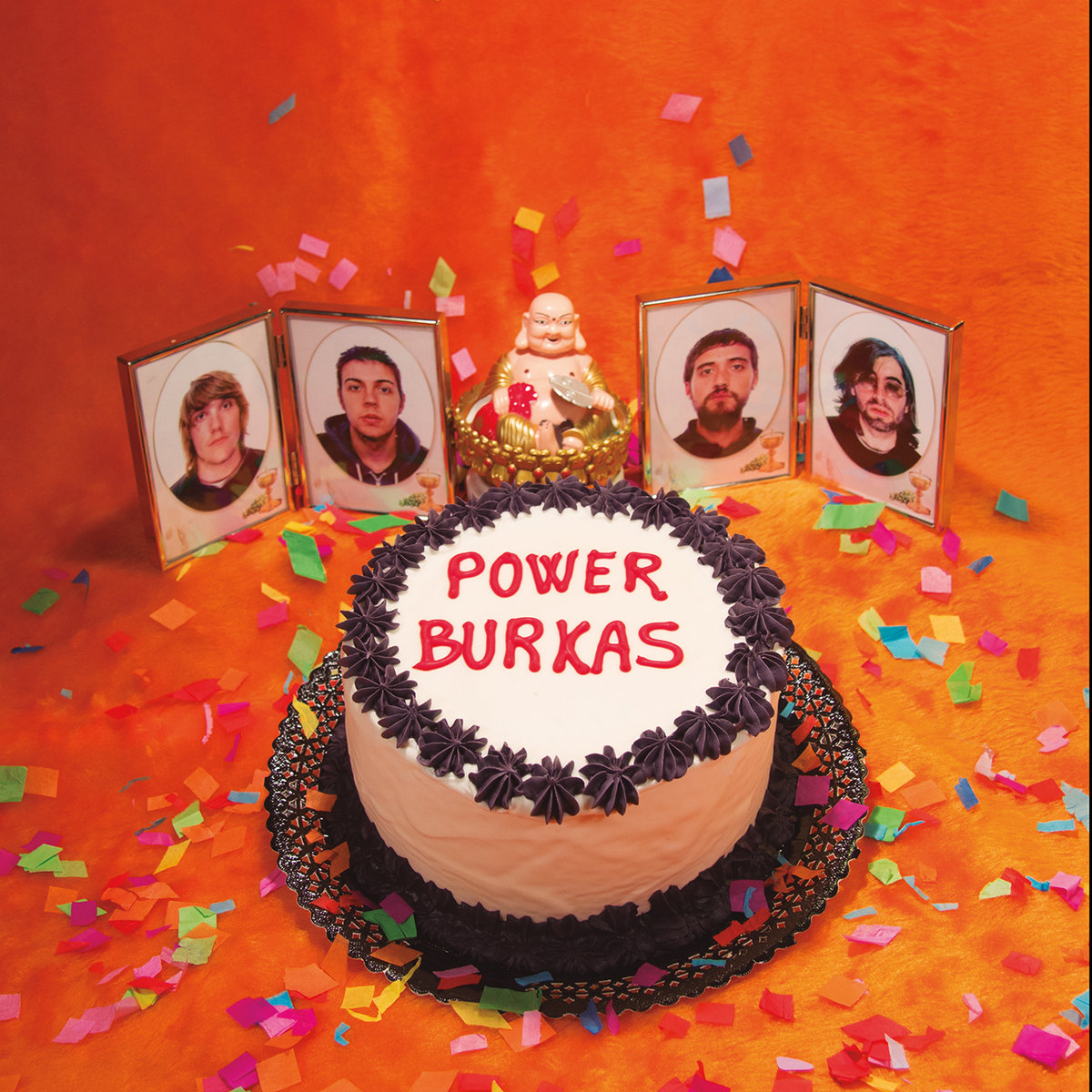 Power Burkas - Llarga Vida Al Tarannà