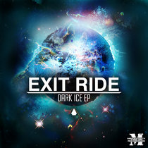 Exit Ride - Dark Ice EP{MOCRCYD017} cover art