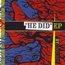 The He Did EP cover art