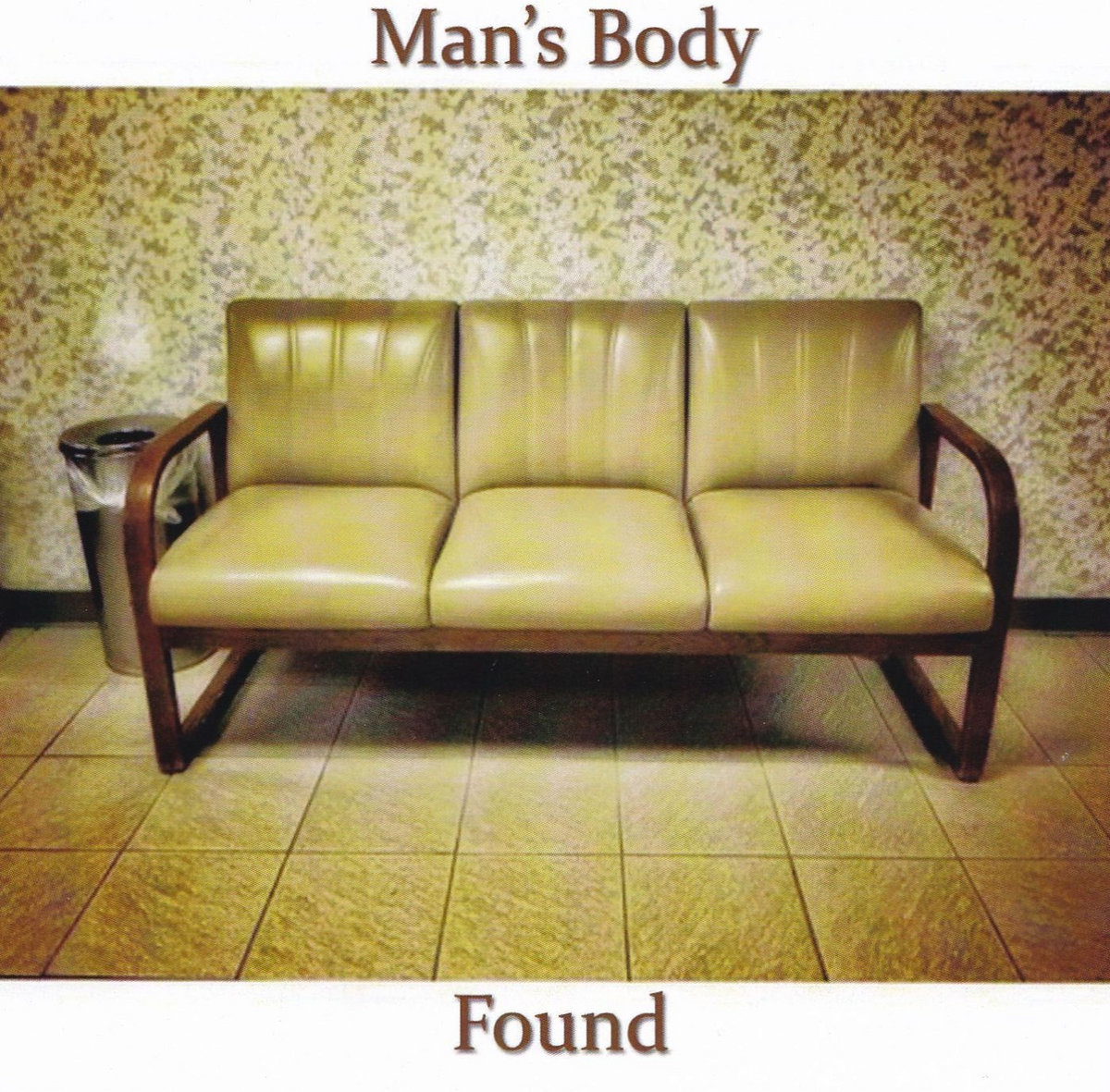 Man´s Body- Found EP (2017) | PowertoolRecords