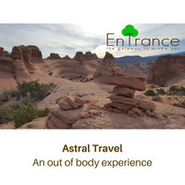 Astral Travel - An out of body experience cover art