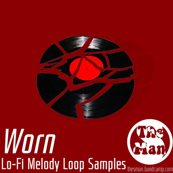Worn Piano Sample 13 | TheSMan