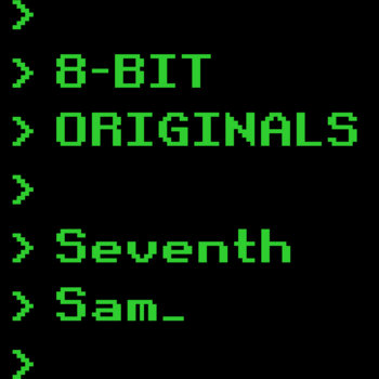 8-Bit Originals by Seventh Sam