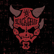 Shxdow - Blxck Genie EP cover art