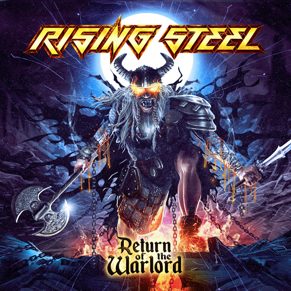 The Watcher Rising Steel Target Group
