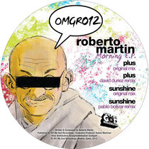 Roberto Martin - Plus (David Duriez Thee Unreleased House Mix) [2019 Remastered] cover art