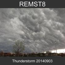 Thunderstorm 20140903 cover art