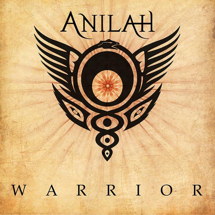 Warrior cover art