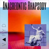 Anacreontic Rhapsody cover art