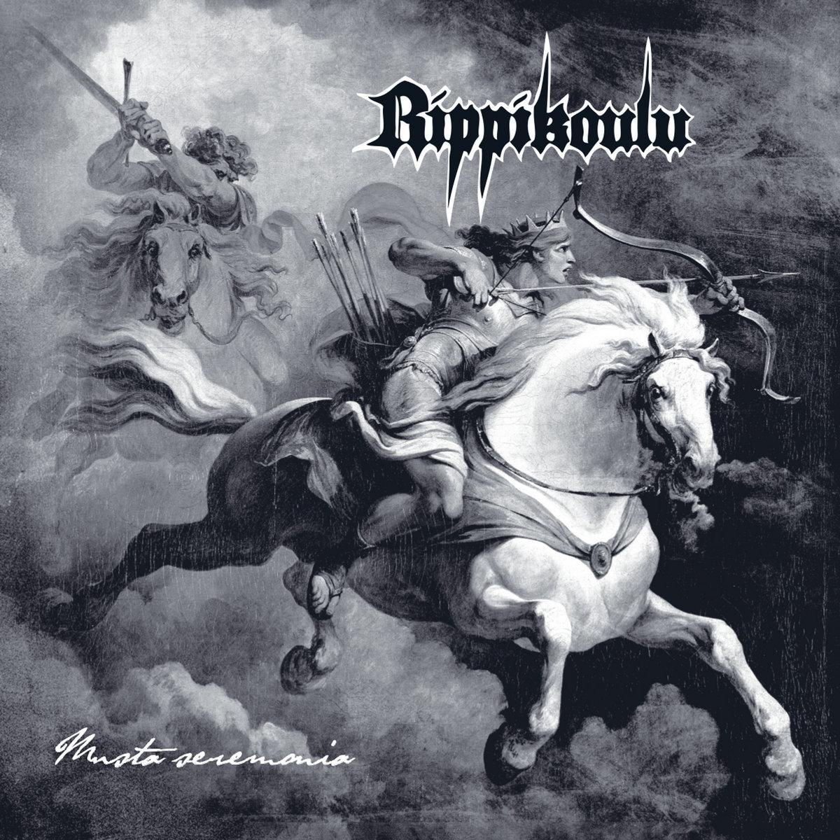 Resultado de imagen para Rippikoulu - Musta Seremonia (1993) rar