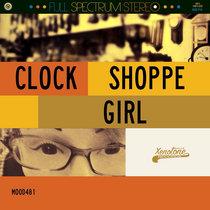 Clock Shoppe Girl cover art