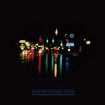 Disinformation [15th Anniversary Expanded Edition] cover art