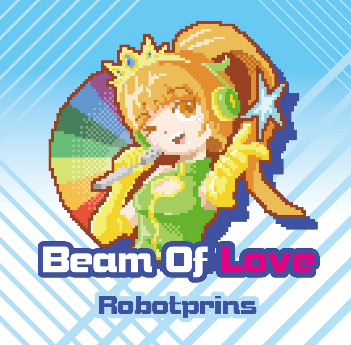 robotprins-beam-of-love