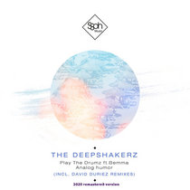 The Deepshakerz featuring Belma - Play The Drum (David Duriez Warfare Remix) [2020 Remastered Version] cover art