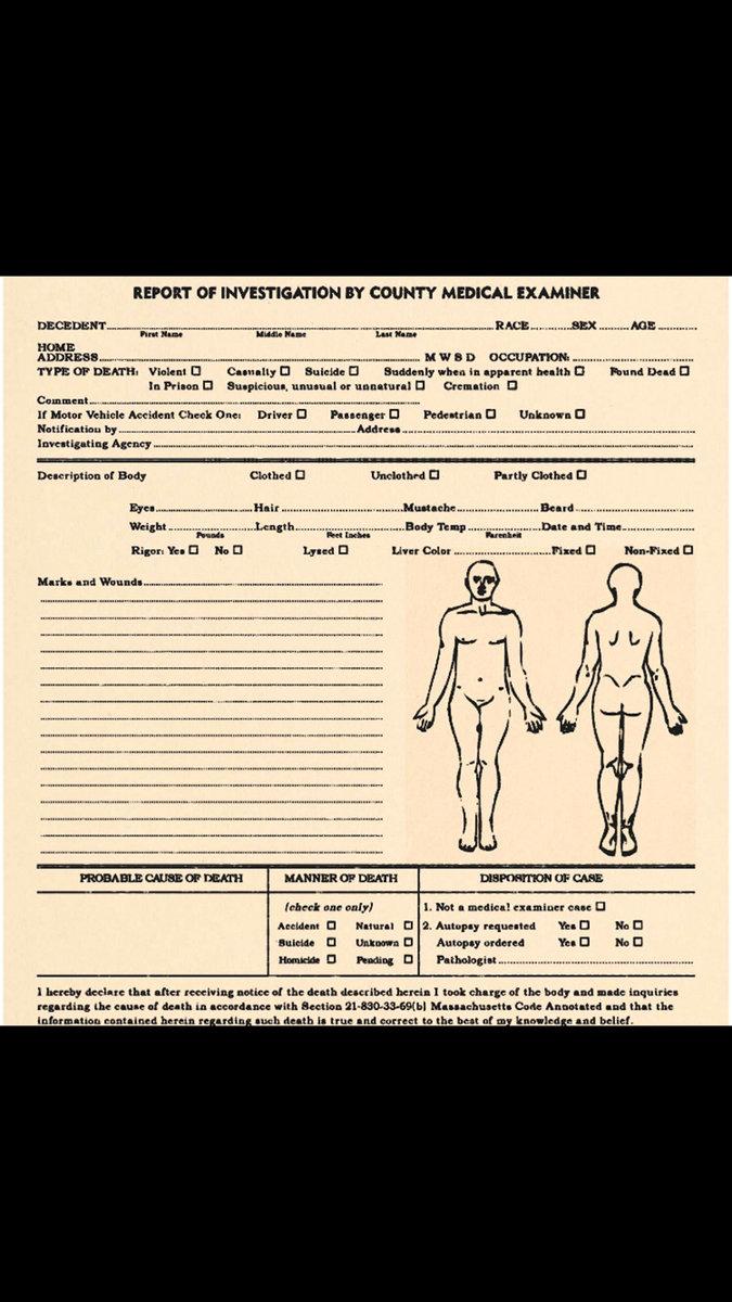 the munchkin coroner | rgms