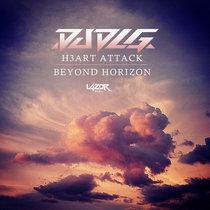 H3art Attack | Beyond Horizon [LAZOR27] cover art