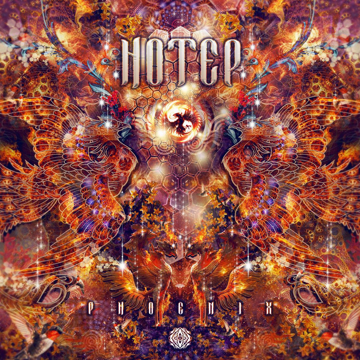 Phoenix EP | Sangoma Records