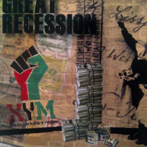 The Great Recession cover art