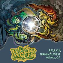 LIVE @ Terminal West - Atlanta, GA 3/18/16 cover art