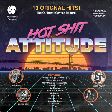 Hot Shit Attitude: The Outburst Covers Record main photo