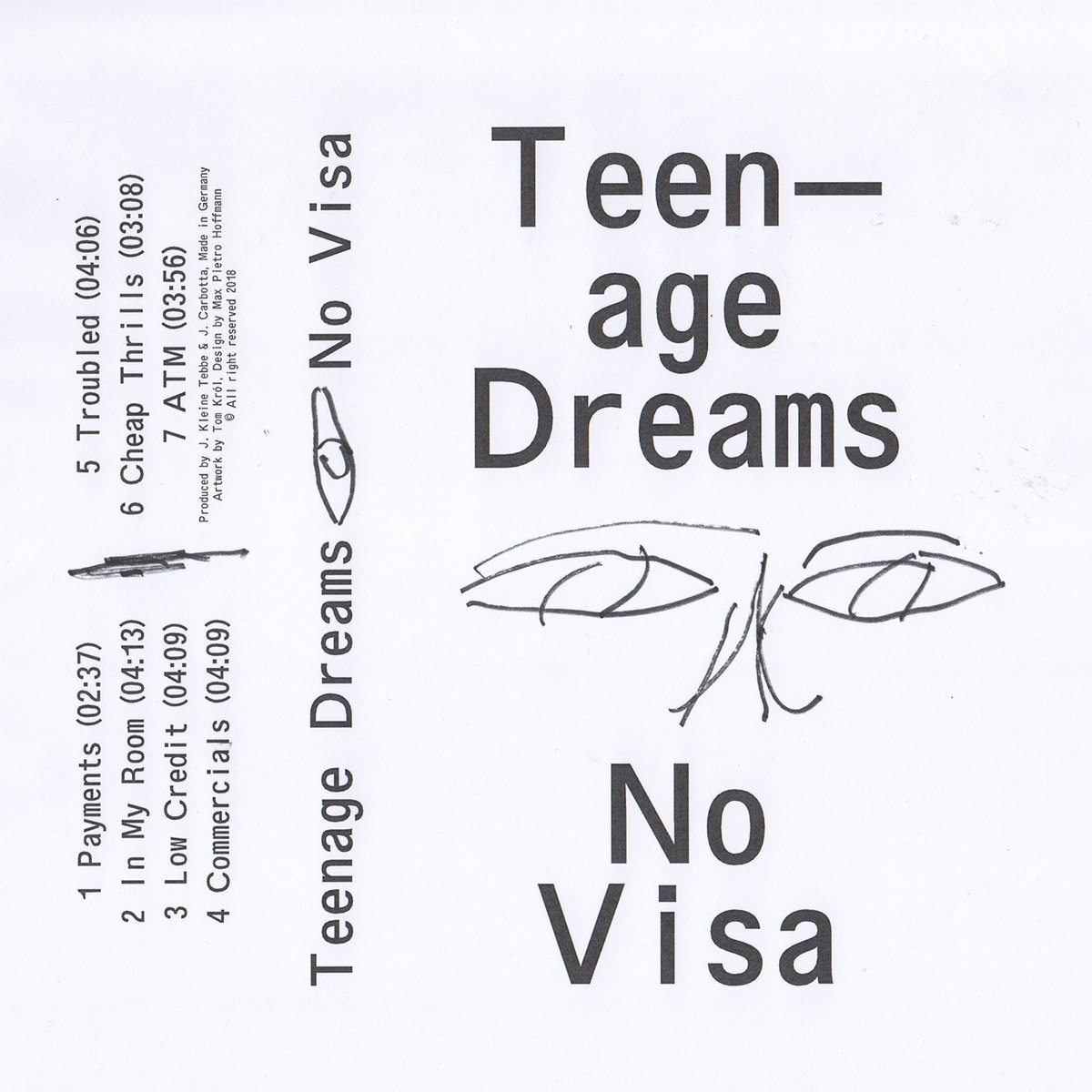 Teenage Dreams | No Visa