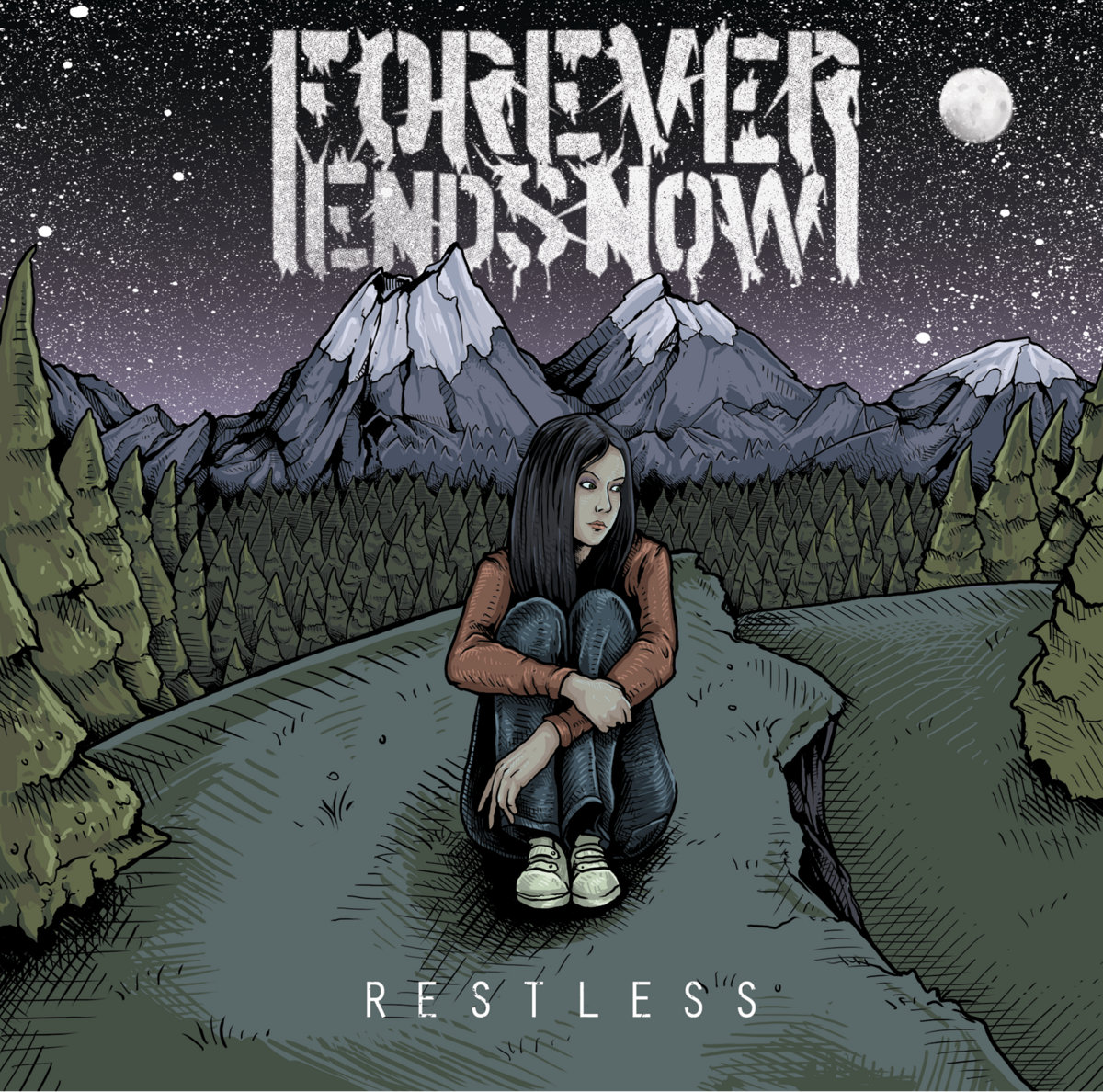 Forever Ends Now - Restless [EP] (2011)