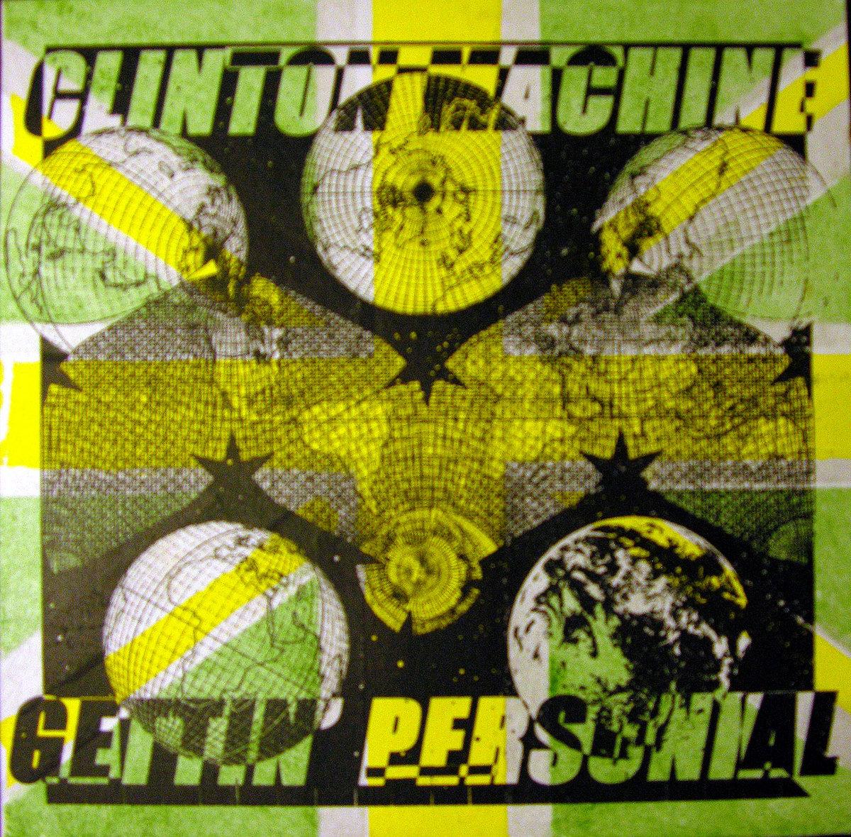 clinton machine